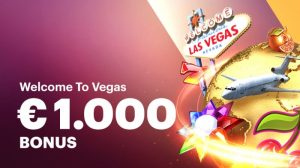 Vegas-toernooi Week €1000 Bonus Napoleon Sports & Casino