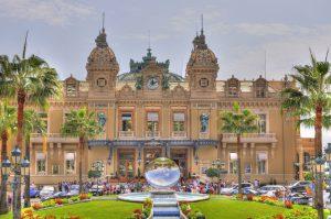 Casino's wereld België