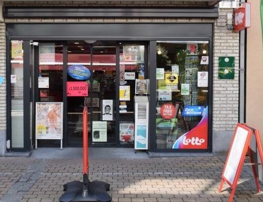 Dagbladhandel Gokken Schijn