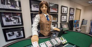 Casino-spelleider Robots