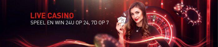 Live Casino 777.be