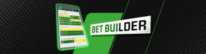 Bet Builder Unibet.be