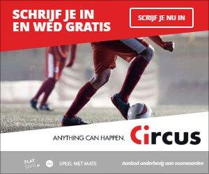 Wedden op Sport bij Circus.be