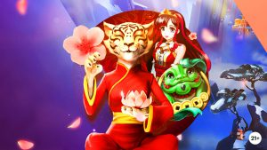 Koi Princess The Legend of Shangri La Napoleongames verdubbelde winst