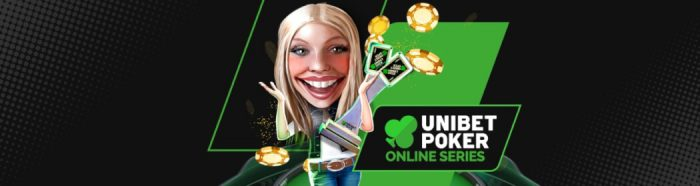 Unibet Online Series Poker €1.000.000