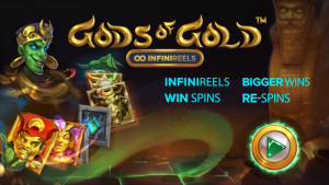 Gods of Gold God Videoslot Napoleongames