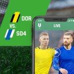 Gouden Doelpunt Unibet Dortmund Schalke