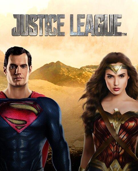 Superhelden videoslot Ladbrokes online casino
