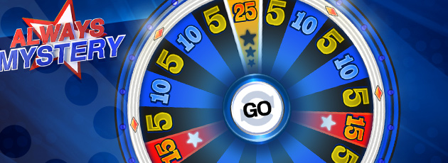Always Mystery Toernooi Carousel Casino