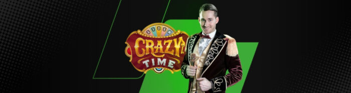 Crazy Time Live Casino Unibet