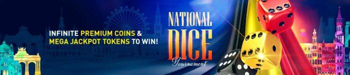 Nationaal Dice Toernooi 777 Feestdag Online Casino