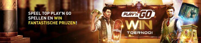 Play 'n Go Win Toernooi Casino 777