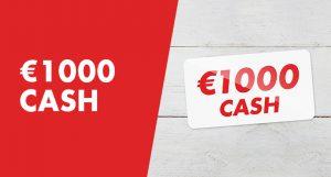 Augustustoernooi Circus casino €1000