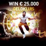 Geldkluis Jackpot €25.000 online Casino 777