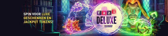 Fazi Deluxe Toernooi Weekend Casino 777 online Jackpot Tokens