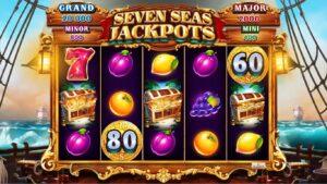 Piraten Seven Seas Jackpot Online Circus casino