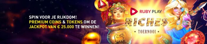 Riches Toernooi Online Casino 777 RubyPlay