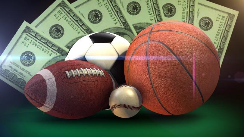 Sporters gokken meer risicovol dan gemiddeld