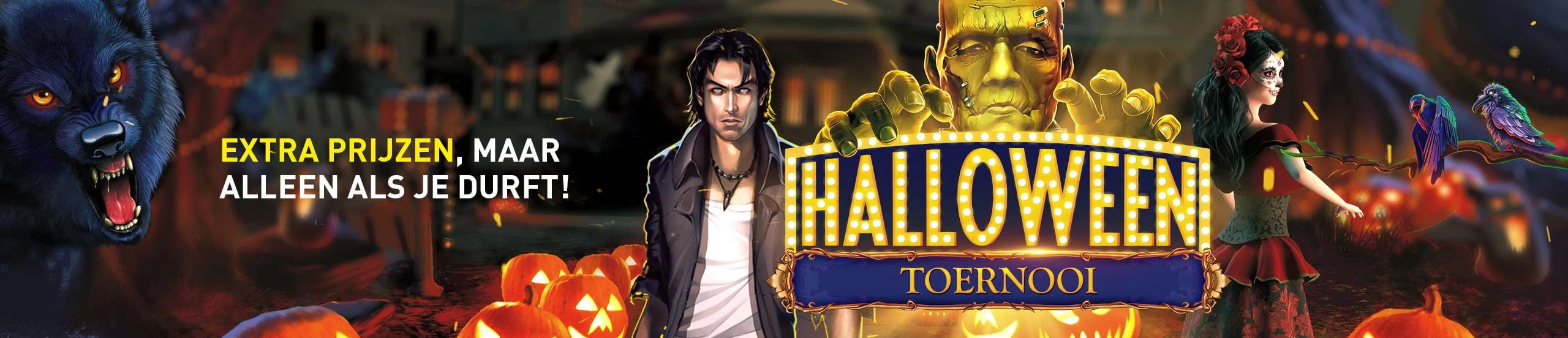 Halloween toernooi van 777 jaagt angst aan