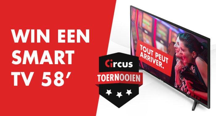 Oktober toernooi Circus online Casino Smart tv