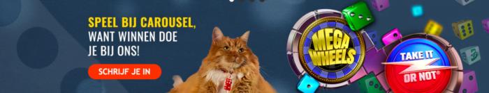 Carousel online casino nieuwe Dice games toernooi van de maand