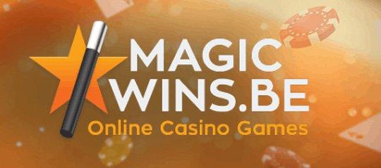 Logo magicwins.be