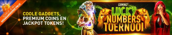 Gaming 1 Lucky Numbers toernooi Casino 777 online speelhal goktempel gokkast videoslot Jackpot Geldkluis tokens Iphone 13