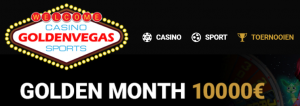 Toptoernooien GoldenVegas Cash Dice 'O Clock Carousel online Casino speelhal 2021